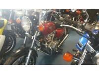 Honda matic 400cc