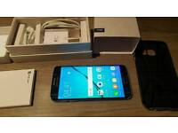 Samsung Galaxy s6 edge(64gb) in mint condition on 02/ giffgaf/ tesco mobile