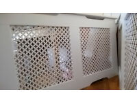 Two Radiator Covers For Sale..