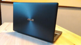 GAMING LAPTOP ASUS X550J INTEL CORE i7-4720HQ RAM 12GB NVIDIA GEFORCE GTX 950M