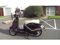 125cc direct bike scooter