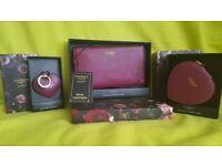 OSPREY London gift set - purse, jewellery box, keyring RRP: £153
