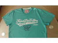 SuperDry men's T-shirt Size L