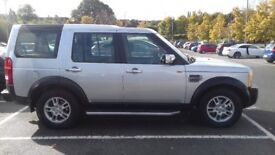 Land Rover Discovery 3 tdv6 2006 108,000 miles re-mapped good m.p.g cambelts changed