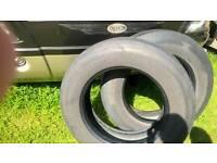 Motorhome/lorry tyres
