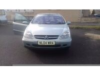 Citroen C5 with gas/LPG for £450