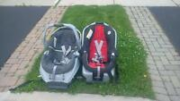 2 infant car seats not expired