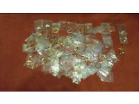 108 assorted beach / boat fishing rigs individually bagged (see description