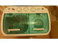 Good Ideas twin tub wash and spin washing machine