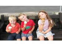 Experienced live-in au pair required for 3 children in SW11 to start ASAP.
