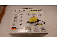 Kärcher SC1.020 Multi-Purpose Steam Cleaner.