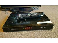 Hitachi Digital Freeview Recorder with 320GB hard drive