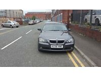2006 BMW 3 Series 2.0 320d SE 4dr Saloon, Full service history, 3,695 OR NEAREST OFFER