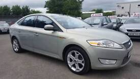 FORD MONDEO 2.0 TITANIUM TDCI 58 PLATE AUTO/1 OWNER/FSH/12 MONTHS MOT/2KEYS/CRUISE CONTROL/HPI CLEAR