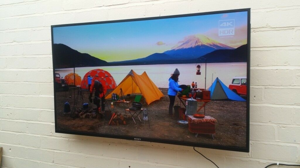 Sony BRAVIA KD49XE7093 49 Inch 4k 2160p HDR LED TV | in Derby, Derbyshire |  Gumtree