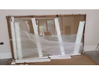 Bathstore Playtime 1200 Walk In Glass Front Shower Screen Panel 1200x2000 x 8mm