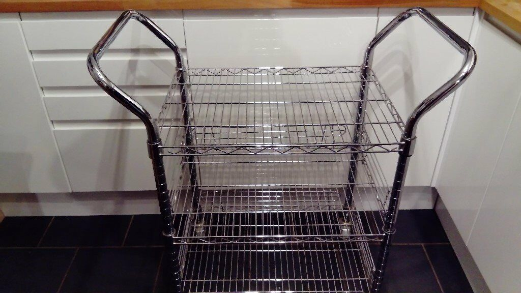 Mobile Storage Trolley In Anstey Leicestershire Gumtree