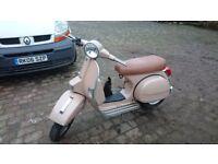 Lml 200 4 t scooter ,vespa .long mot