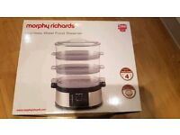 Food Steamer - brand new still in box and packaging