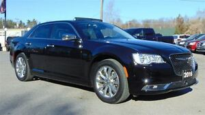 2016 Chrysler 300 300C - ALL WHEEL DRIVE - EVERY OPTION