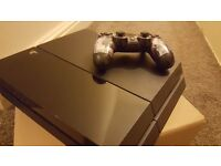 PS4 (Playstation 4) console - BANNED TO PSN NETWORK
