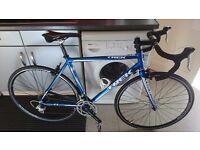 Trek alpha 1.1 road racing bike