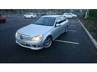 Mercedes c220 diesel low mileage