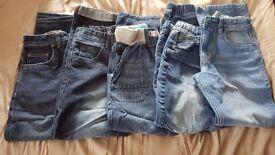 Boys jeans Bundle Age 11
