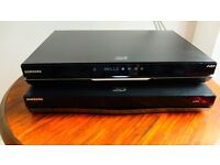 2 Samsung 3D Blu-Ray Players 500GB and 250GB HD HDMI Not working