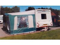 "Caravan Awning - ""Eurovent"" International"