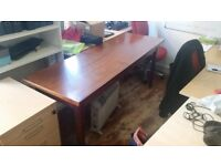 TABLE, Collection, 6FT LONG 2FT WIDE, 2.5FT HIGH