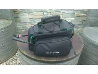 Cycling touring saddle bag