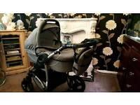 Pram/ push chair