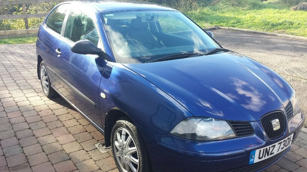 Seat Ibiza 1.4 Diesel TDI 3 door 2006 great condition