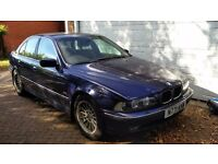 BMW 523i - For Spares or Repair - LPG converted