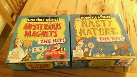 Horrible Science Kits
