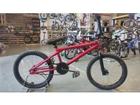 BOYS GIRLS DIAMONDBACK BMX BIKE