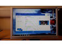 "HannsG HW173A 17"" Widescreen LCD TFT Monitor"