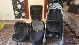 Jole travel system 3in1