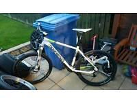 Boardman comp mens mountain bike 27 speed medium