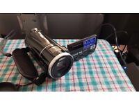 Hp Touch Screen V5560u Digital Camcorder, Handycam