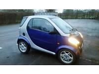 Smart car lhd