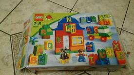 Lego Duplo learn numbers 6051