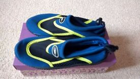 Size 13 water shoes brand new never worn