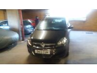 VAUXHALL ZAFIRA 2013 WITH PCO LICENCE