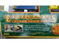 Vintage eastern express train set