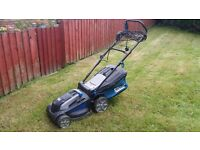 MacAllister lawn mower for sale