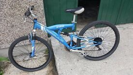 Good cheap Mountain Bike | Just serviced- Ready to go.