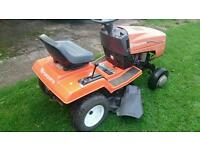 Husqvarna sit on lawnmower