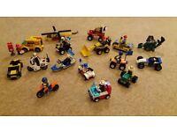 Lego City & Creator Sets